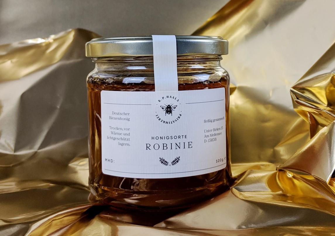 Robinienhonig_Gold_Front